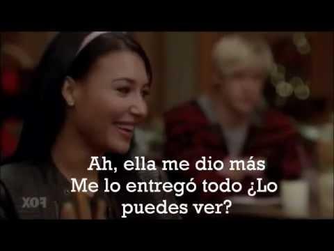 Silly Love Songs glee en español