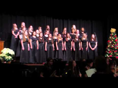 Sing We Now of Christmas - The Catholic High School of Baltimore Concert Choir