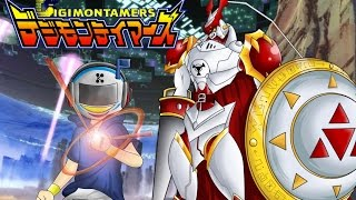 Curiosidades: Digimon Tamers / Kaly