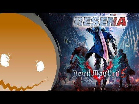 [C.H.A.O.S.] Devil May Cry 5... y el Botón masher V | Reseña