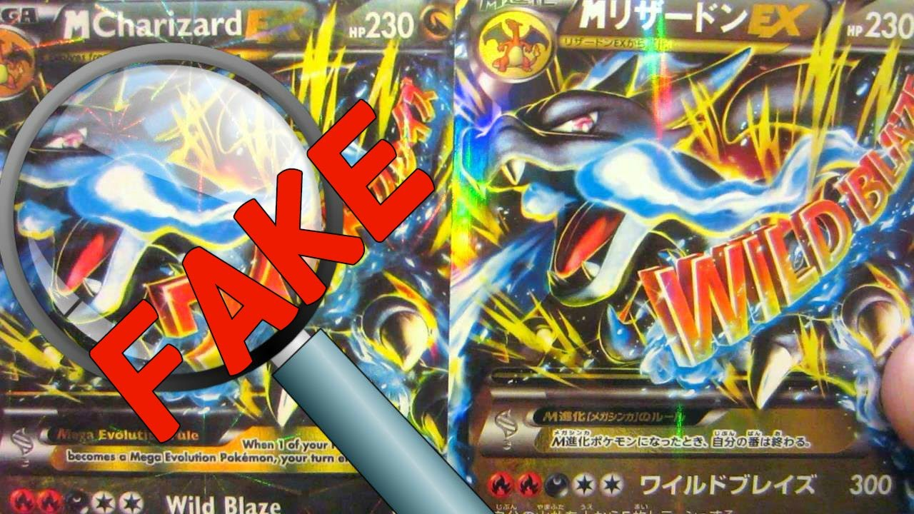 How to spot or identify fake pokemon cards 2015 youtube for Best cards for 2015