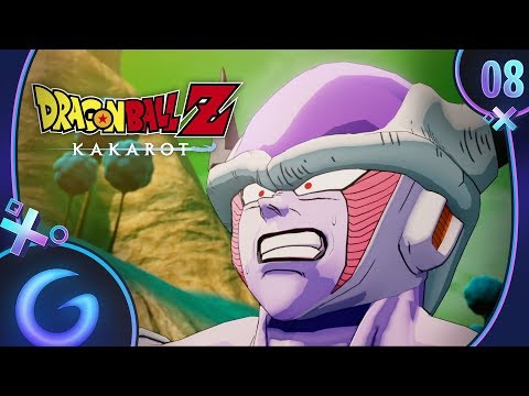 DRAGON BALL Z KAKAROT FR #8 : Freezer passe à l'attaque !