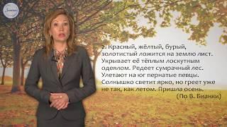 Урок русского языка 2 класс Что такое текст