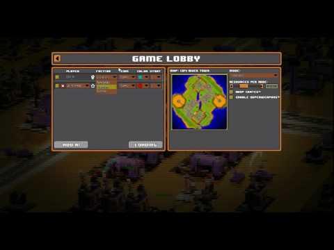 8Bit-Armies + Guardians Campaign DLC Gameplay  