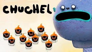 СТРАННЫЕ ЧУДОВИЩА и ПИКСЕЛЬНЫЕ ИГРЫ  #Chuchel #2