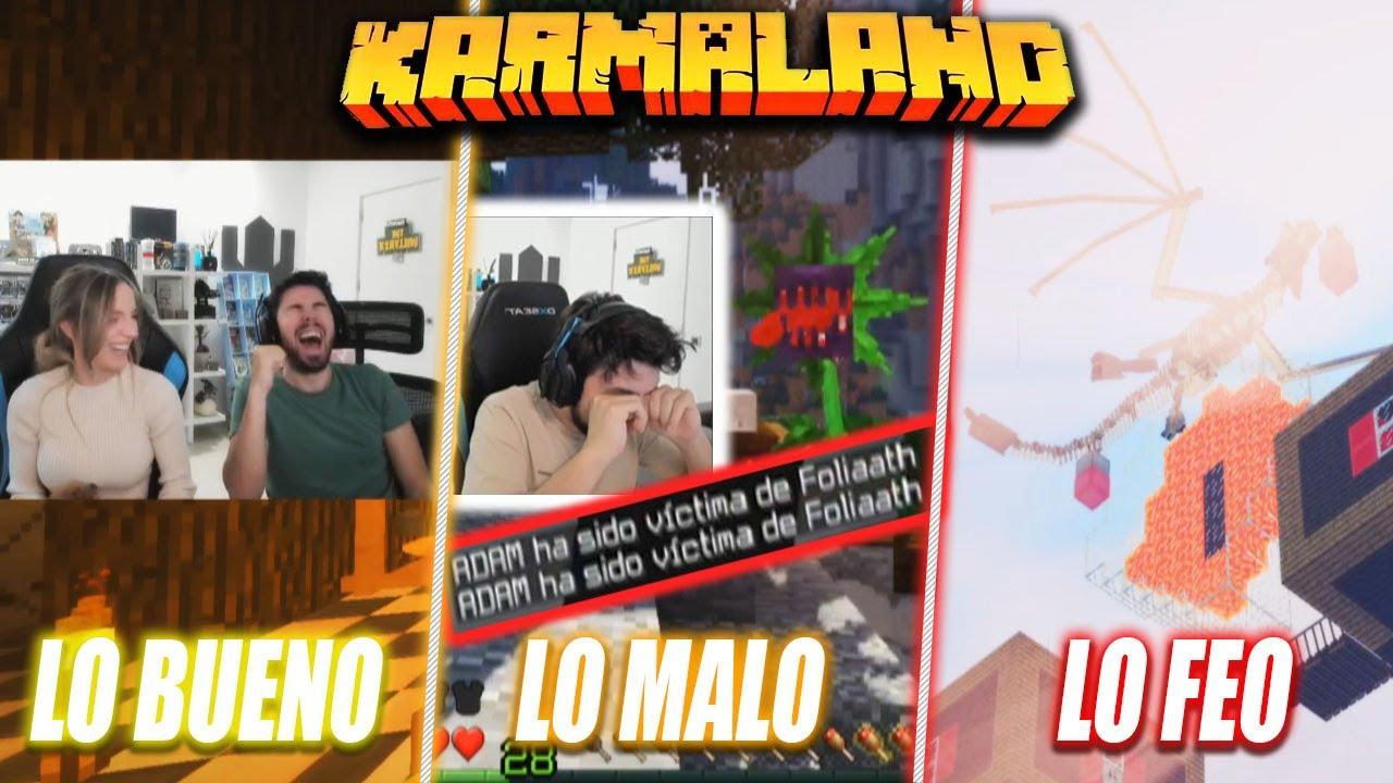 LO BUENO, LO MALO Y LO FEO DE WILLYREX EN KARMALAND #5