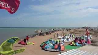 Kitesurfing El Gouna Kitepeople Mövenpick Resort