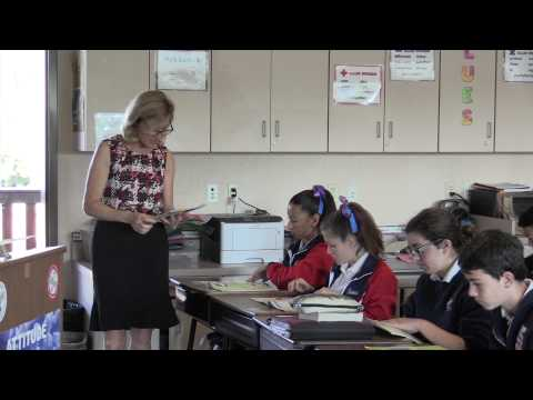 Claire Mackay Interview Feature  (Mission Basilica School)