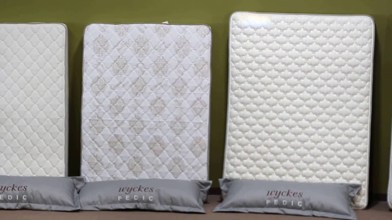 Twin vs Full vs Queen vs King vs California King Mattress Sizes