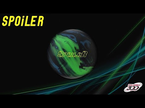 Columbia 300 Spoiler bowling ball review by Average Joe Reviews
