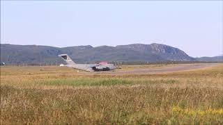 C 17 Take off