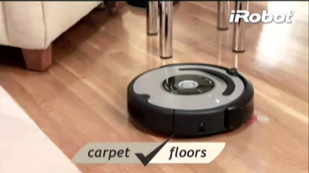 Roomba Robot Irobot Roomba 560 - Efficient & Smart Robotic Vacuum