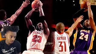 Flightreacts 10 Greatest Signature Moves In NBA History!