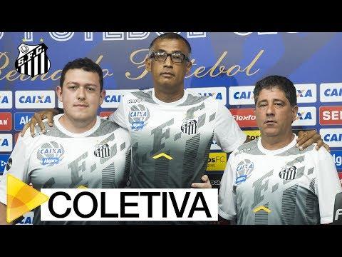 LIVE: Nova comissão técnica | COLETIVA (08/01/18)