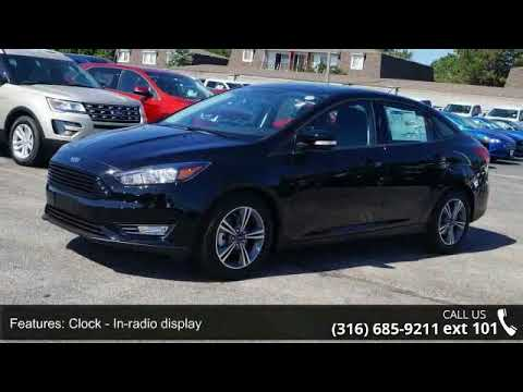 2017 ford focus se rusty eck ford wichita ks 67207 youtube. Black Bedroom Furniture Sets. Home Design Ideas
