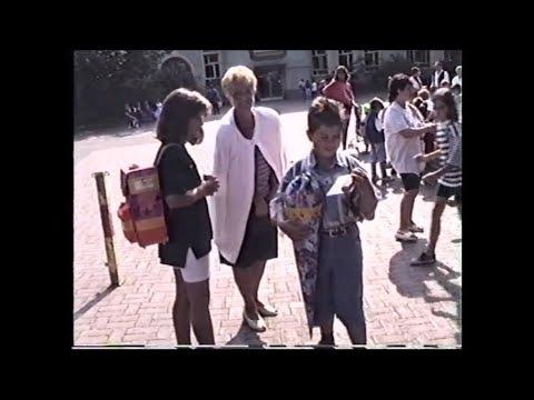 Dimitris Sibero | First Day Of School ▶Düsseldorf/Deutchland (1994)