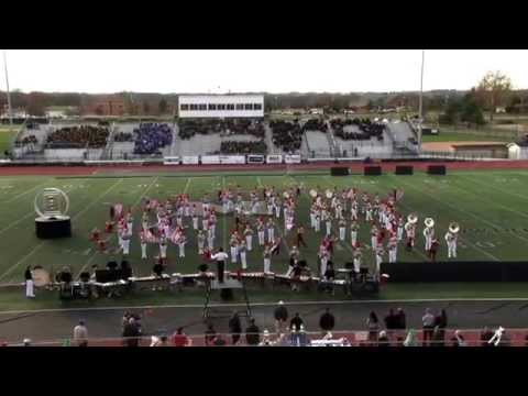 Dixie Heights Marching Band 2015 - MidStates AAAA Champions
