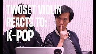 Classical Musicians React to KPOP!