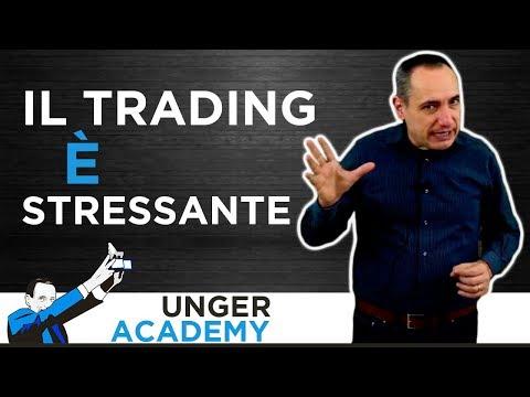 Andrea Unger - Il Trading è stressante