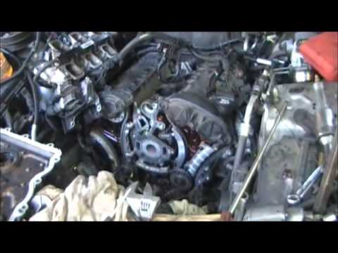 2010 cadillac srx timing chain marks