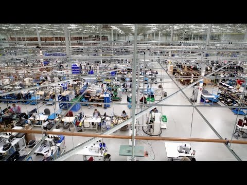 Brooks Brothers | Made in America: Massachusetts