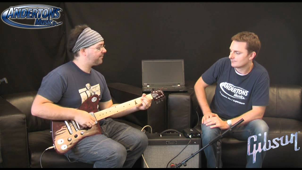 Gibson Firebird X Demo