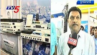 CableNet Expo 2017 Begins In Hitex | Hyderabad | TV5 News