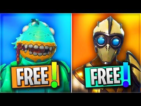 How I got EVERY skin I wanted *FREE* in Fortnite!! (EASY TUTORIAL!!)