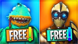 How I got EVERY skin I wanted *FREE* in Fortnite!! (EASY TUTORIAL!!)