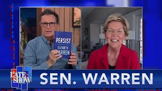 """Amazon, I'm Looking At You"" - Sen. Warren On Her Plan To Make Corporations Pay Their Fair Share"