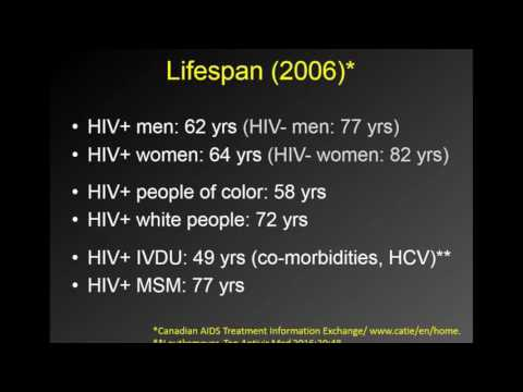 """""""Cardiovascular Risk Stratification for Stable, Treated HIV+ Patients,"""" Stephen A. Geraci, M.D."""