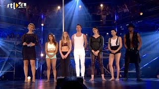 Wie wint Celebrity Pole Dancing? - CELEBRITY POLE DANCING