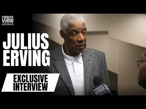Dr. J talks about Vince Carter, KP and Luka