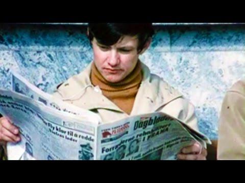 Og avisen dør med døgnet, 1969