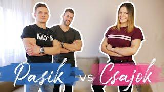 NŐI vs. FÉRFI DIÉTA- Van különbség?🤔 ft. Team Sportaholic