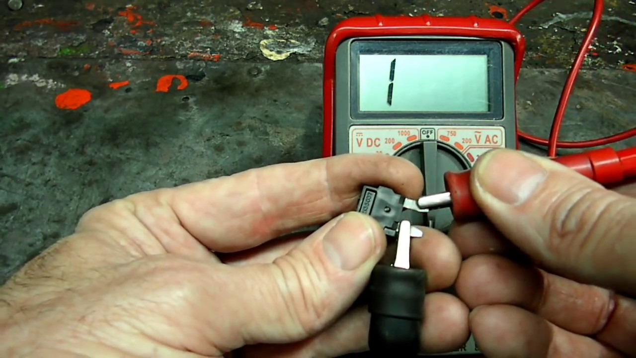 how to use a multimeter youtube rh youtube com craftsman multimeter manual 82289 Sears Craftsman Multimeter