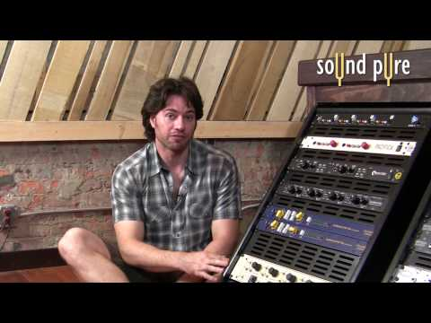 Sebatron Tube Mic Pre Demo - Acoustic Guitar