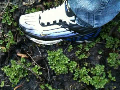 factory authentic 33c6d 5bbce Nike Air MAX Plus III , TN3 Tuned Air im Schlamm - YouTube
