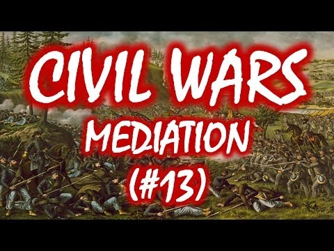 Civil Wars MOOC: Mediation