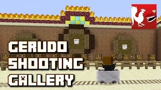 Things to do in Minecraft - Gerudo Shooting Gallery