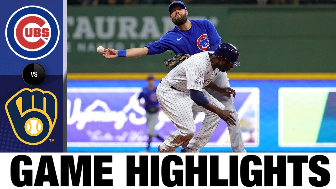 Download Cubs vs. Brewers Game Highlights (9/17/21) | MLB Highlights