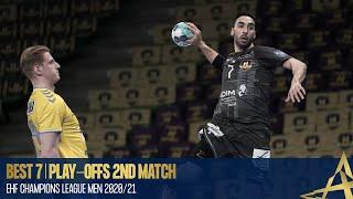 BEST 7 | Play-offs 2nd Match | EHF Champions League Men 2020/21