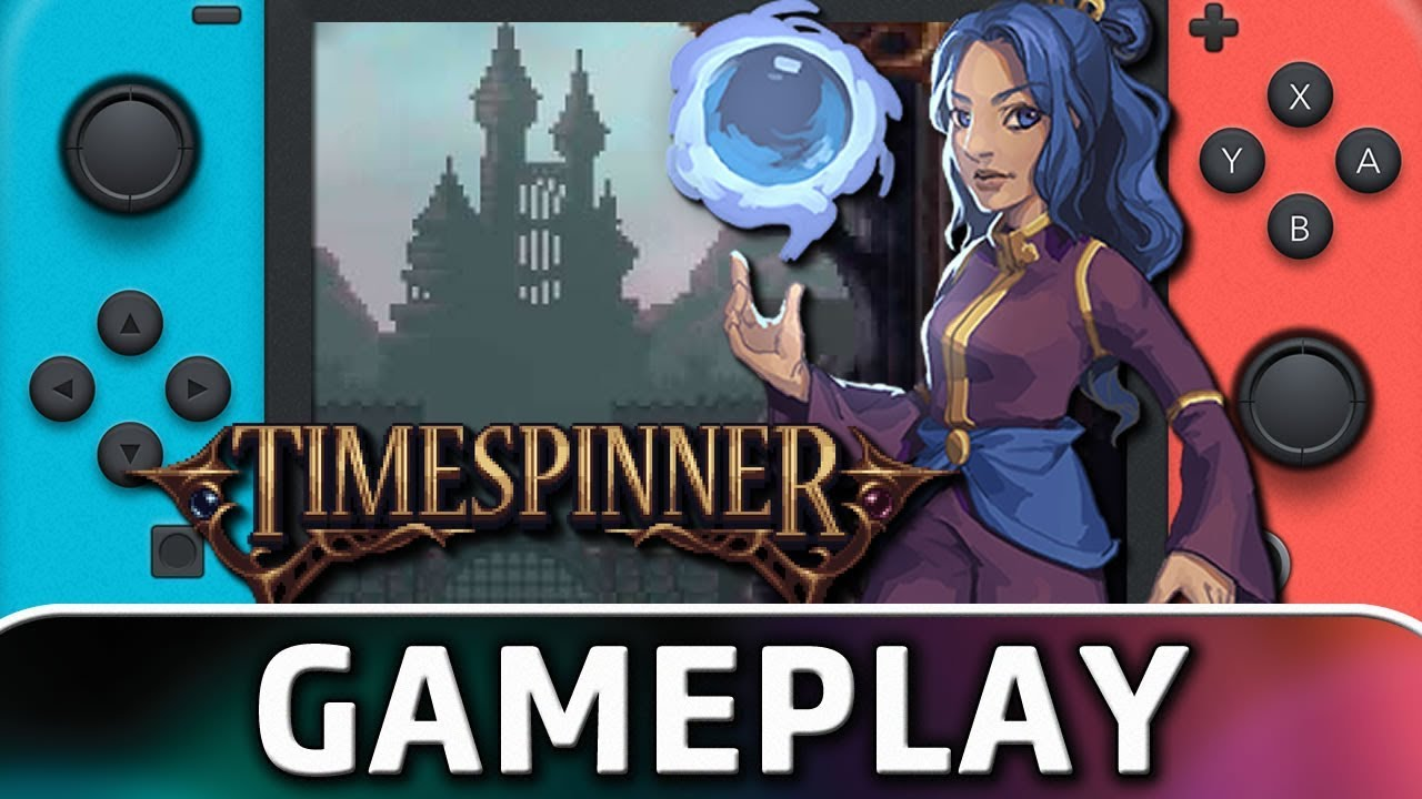 Timespinner | First 15 Minutes on Nintendo Switch