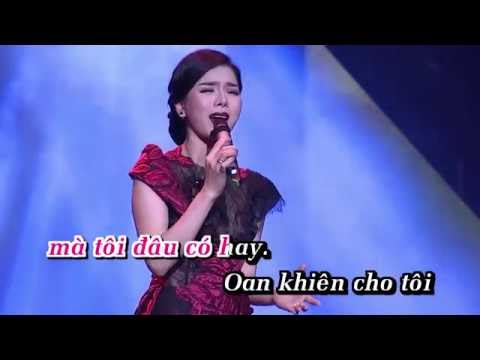 Karaoke Full Beat Đoạn Tuyệt   Lê Quyên Karaoke By Vinh ngo 1 1