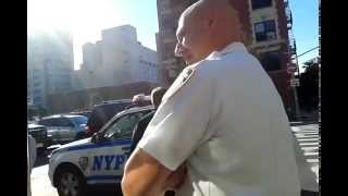 Nypd fails to identify in accordance with patrol guide