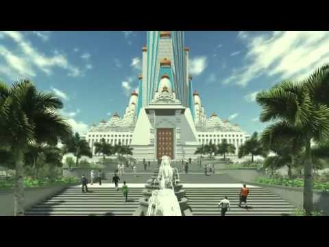 Vrindavan Chandrodaya Mandir – Pride of India