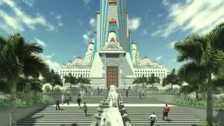 Vrindavan Chandrodaya Mandir – Pride of India