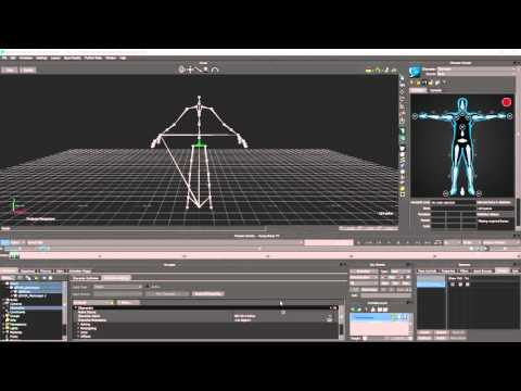 How to import mocap data from IPISoft to Motionbuilder to UE4 - Part 3