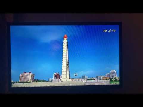 North Korean Mansudae Television Startup