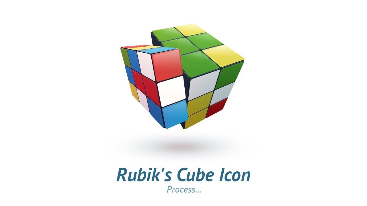 rubik s cube icon